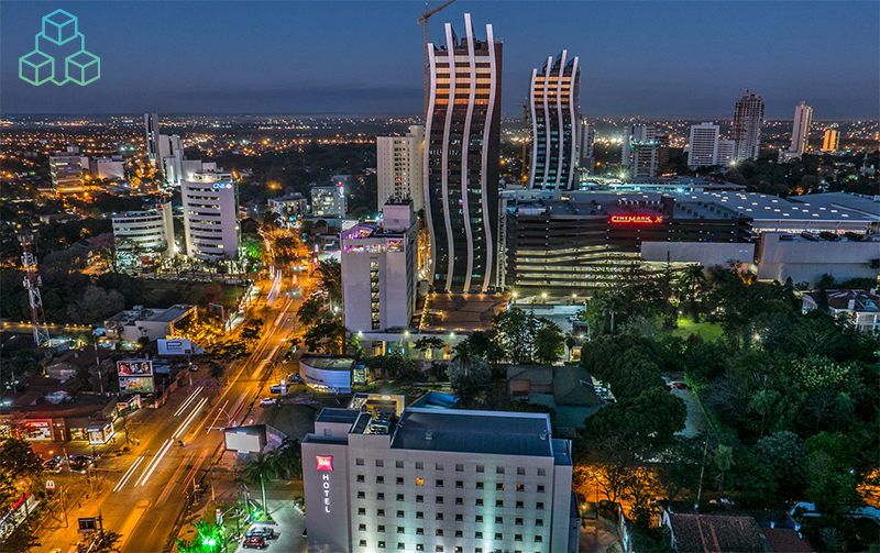 Blockchain Development Company in Paraguay
