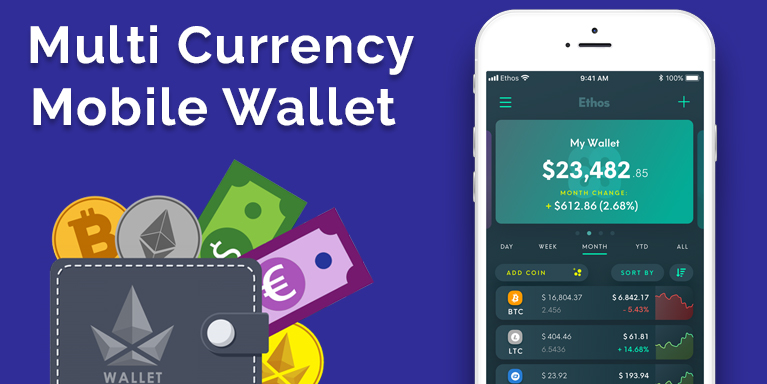 Multi cryptocurrency wallet in india
